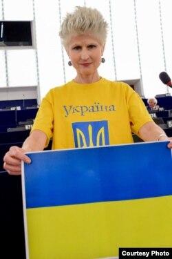 Anna Maria Corazza Bildt în Parlamentul European