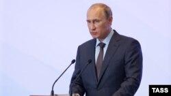 Президент Російської Федерації Володимир Путін