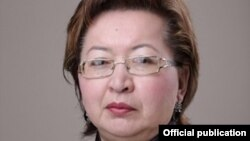 Baktygul Zheenbayeva, Kyrgyzstan