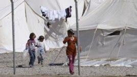 Сирийиские беженцы в Турции