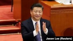 Кытайдын төрагасы Си Цзинпин.