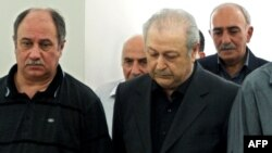 Araz Əlizadə və Ayaz Mütəllibov