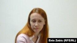 Sanja Juras, foto: Enis Zebić