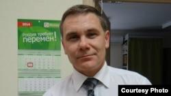 Russian environmental activist Yevgeny Vitishko
