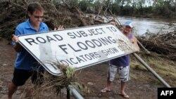 Архивска фотографија: Поплави во Австралија.