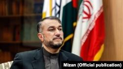 Iran's former Deputy Foreign Minister-Hossein Amir-Abdollahian. File photo