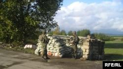 რუსეთის ჯარისკაცები გალის რაიონში