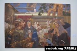 «Малітва за Беларусь», Аляксей Марачкін