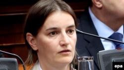 Ana Brnabić se nama nije zvanično obratila. Mi smo objavili bazu, ona je izašla u javnost i poslala saopštenje svima, osim nama, da smo ugrozili bezbednost njene porodice: Dojčinović