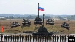 Выставка вооружений в Жуковском, август 2014