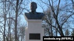 Помнік Сталіну ў Сьвіслачы