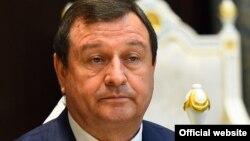 Бахтиёр Худоёрозода, председатель Центральной комиссии по выборам и референдумам (ЦКВР) Таджикистана.
