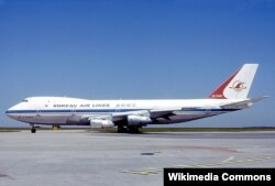 Боинг 747-230В Korean Air Lines