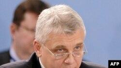 Ish-ministri i mbrojtjes së Ukrainës, Valeri Ivashqenko