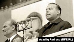 Heydər Əliyev, 1971-ci il