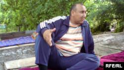 """""""Черный Айбек"""", Джалал-Абад, после погромов"""