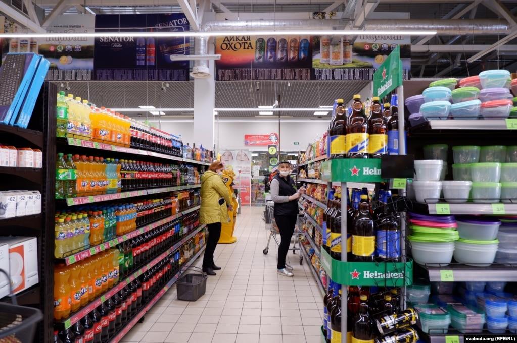 Магазин в Лельчицах