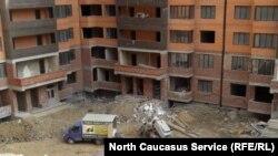 Строительство в дагестанском Каспийске