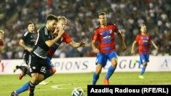 'Qarabağ' - 'Viktoriya Plzen' oyunu