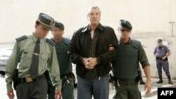 Несколько лет назад в Испании были задержаны люди, считавшиеся представителями русской мафии.