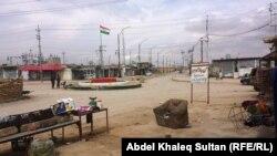 Pamje nga një fshat në provincën Nineveh në Irak