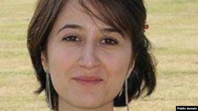 Gelareh Bagherzadeh was shot dead in January 2012.