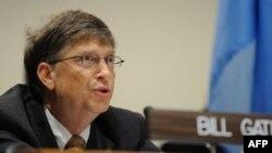 Создатель Microsoft Билл Гейтс