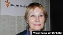 На снимке: Элла Полякова