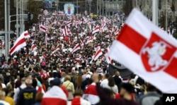 Протест в Минске 6.09.20