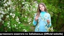 12-летняя Даша Карташова, пропавшая в Чите 19 октября