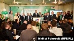 SDA je dobila 12 načelničkih mjesta manje nego na prošlim izborima