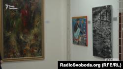 Експозиція в приватному Музеї сучасного образотворчого мистецтва у Києві