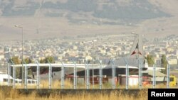 Түркиядагы Эрзурум аэропорту