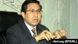 نادر محسنی سخنگوی کمیسیون شکایات انتخابات افغانستان