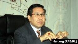 نادر محسنی سخنگوی کمیسیون مستقل شکایات انتخاباتی افغانستان