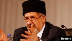 Председатель Меджлиса крымско-татарского народа Рефат Чубаров