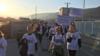 Mostarci na prosvjednoj šetnji: Uborak nas ubija
