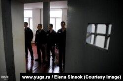 В'язні Білоріченської виправної колонії