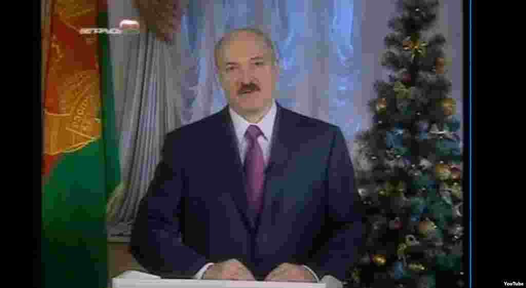 Выступ Лукашэнкі ў 2009 годзе