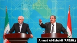 İraq və İran xarici işlər nazirləri