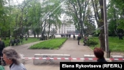 Одесса, 2 мая