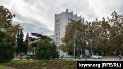 Здание правительства Севастополя, иллюстрационное фото