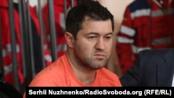 Həbs olunan Roman Nəsirov.