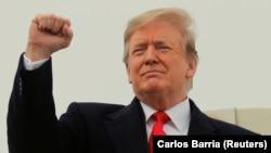 Presidenti i SHBA-së, Doanld Trump