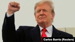 АКШнын президенти Дональд Трамп. 20-март, 2019-жыл.