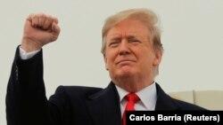ABŞ-nyň prezidenti Donald Tramp, Lima, 20-nji mart, 2019