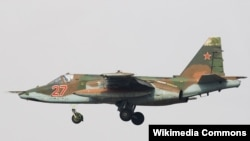 An SU-25 (file photo)