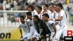 تیم ملی ایران تاکنون در مسابقههای رسمی به سرمربیگری علی دایی بیشکست بودهاست. (عکس از: ایسنا)