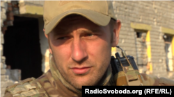 Боєць батальйону «Донбас-Україна» із позивним «Авер»