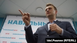 Алексей Навалний, пешвои мухолифони Русия